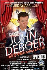 John DeBoer Comedy Show
