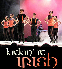 Kickin' It Irish
