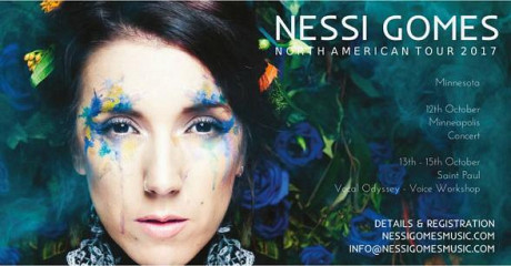 Nessie Gomes in Concert