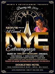 2019 NYE Extravaganza
