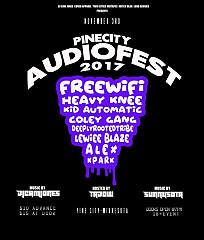 Pine City Audio Fest 2017